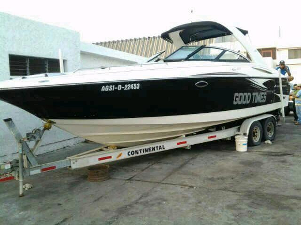 Used Monterey 318ssx Cruiser Boat For Sale