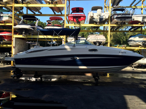Used Sea Ray Sundeck Cruiser Boat For Sale