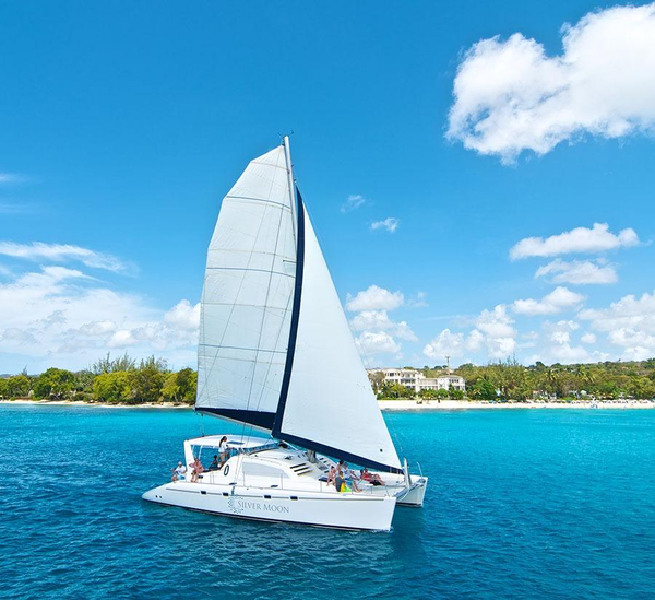 Used Robertson And Caine Leopard 47 Multi-Hull Sailboat For Sale
