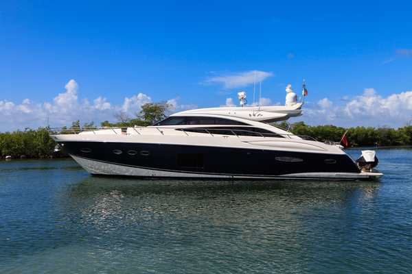 Used Viking Yachts Princess V72 Motor Yacht For Sale