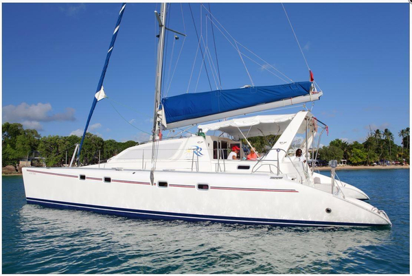 Used Robertson And Caine Leopard 47 Catamaran Sailboat For Sale