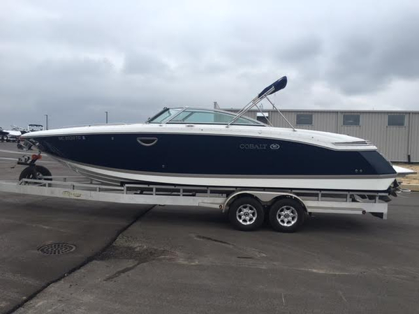 Used Cobalt Boats 296 Ski and Wakeboard Boat For Sale