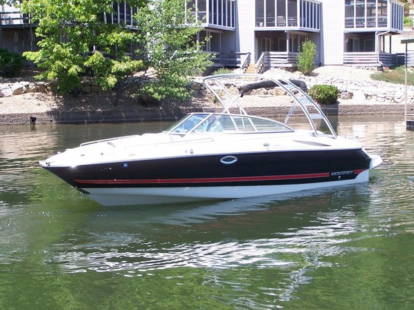 Used Monterey 278 SS Bowrider Boat For Sale
