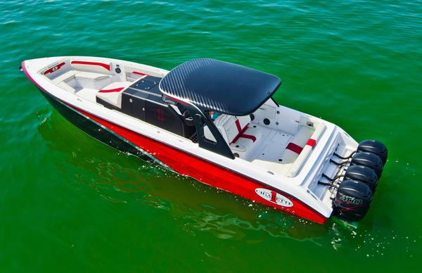 Used Cigarette GTR High Performance Boat For Sale