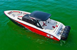 Used Cigarette GTR Center Console Fishing Boat For Sale