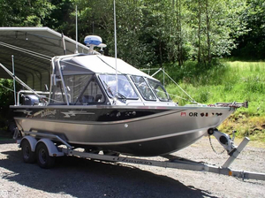Used Weldcraft 202 Rebel Aluminum Fishing Boat For Sale