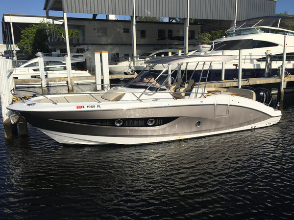 Used Sessa Key Largo 34 Sports Cruiser Boat For Sale