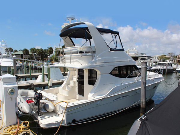 Used Silverton 34 Convertible Cruiser Boat For Sale