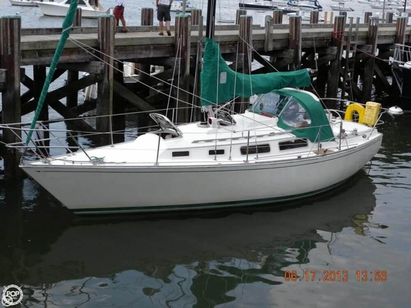 Used Sabre 30 Sloop Sailboat For Sale