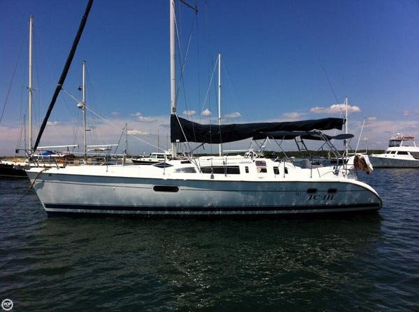 Used Hunter 410 Sloop Sailboat For Sale