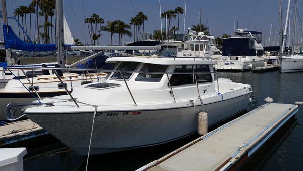 Used Skagit Orca 24 Cuddy Cabin Boat For Sale