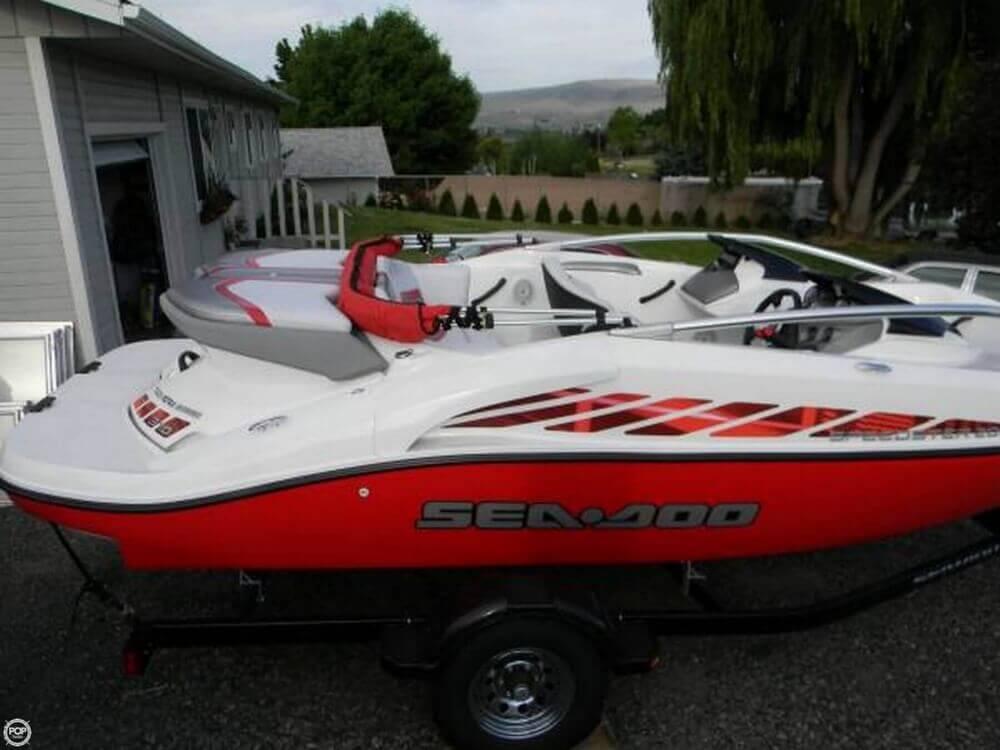 2005 Used Sea Doo 200 Speedster Jet Boat For Sale
