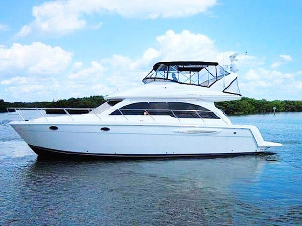 Used Meridian Sedan Motor Yacht For Sale
