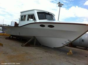 Used Yh Ships 55 Dive or Utility Boat Dive Boat For Sale