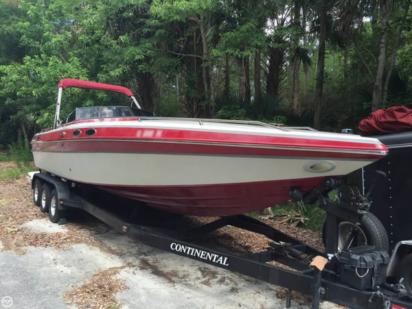 Used Checkmate Maxxum 281 High Performance Boat For Sale