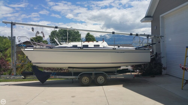 Used Precision P23 Sloop Sailboat For Sale