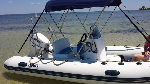 Used Brig 450HL Tender Boat For Sale