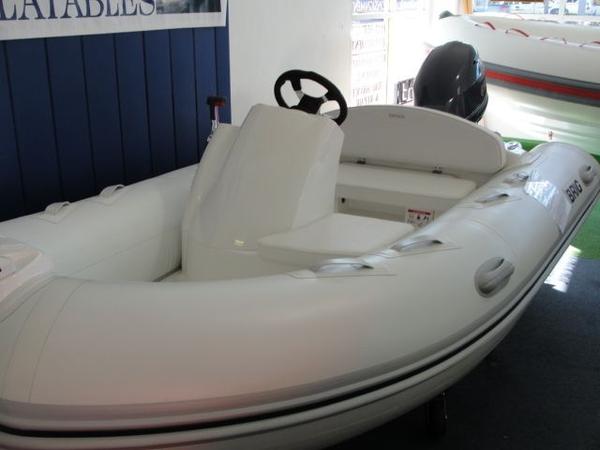 New Brig Inflatables Eagle 340 Tender Boat For Sale