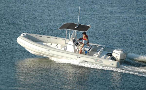 New Ab Inflatables 24 Oceanus VST Tender Boat For Sale