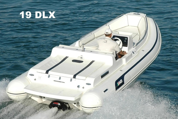 New Ab Inflatables 19 Nautilus DLX IO Tender Boat For Sale