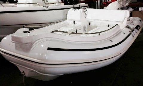 New Ab Inflatables Nautilus 17 DLX Tender Boat For Sale