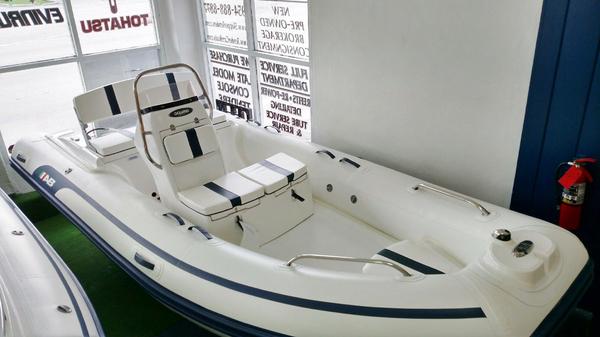 New Ab Inflatables Oceanus VST Tender Boat For Sale