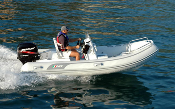 New Ab Inflatables Oceanus VST Tender Boat For Sale