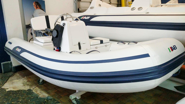 New Ab Inflatables Mares VSX Tender Boat For Sale