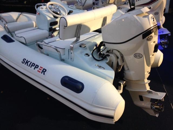 Used Skipper Custom Yacht Tender Boat For Sale
