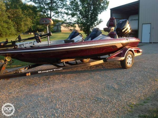 Used Ranger Boats Z 119 Bass Boat For Sale