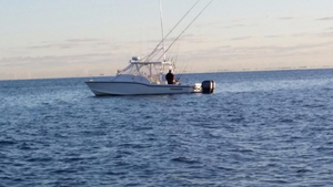 Used Ocean Master Express Sports Fishing Boat For Sale