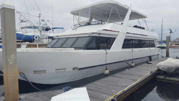Used Stardust Cruisers 76' Motor Yacht For Sale