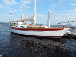 Used Slocum 43 Racer and Cruiser Sailboat For Sale
