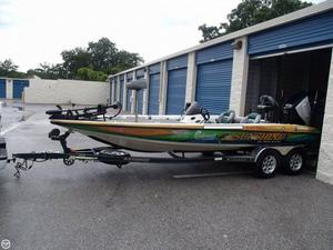 Used Stratos 201 XL Bass Boat For Sale