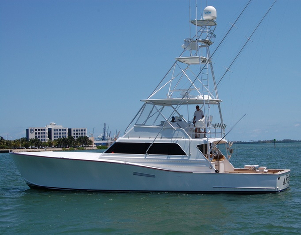 Used Monterey Convertible Fishing Boat For Sale
