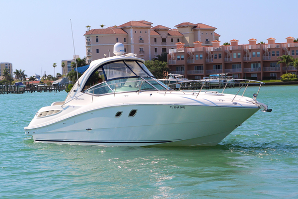 Used Sea Ray 330 Sundancer AXIUS Cruiser Boat For Sale