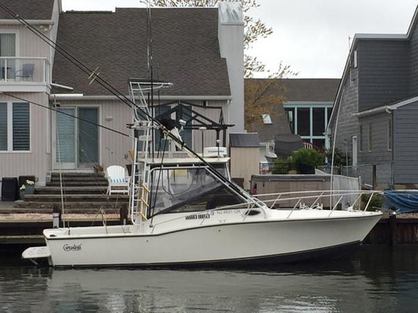 Used Carolina Classic 28 Carolina Classic Express Sports Fishing Boat For Sale