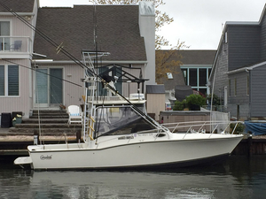 Used Carolina Classic 28 Carolina Classic Express Sports Fishing Boat For Sale