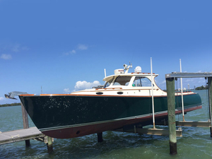 Used Hinckley Picnic Downeast Fishing Boat For Sale