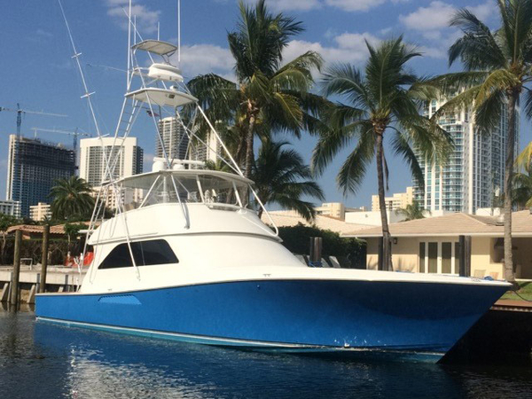 Used Viking 61 Convertible Sports Fishing Boat For Sale