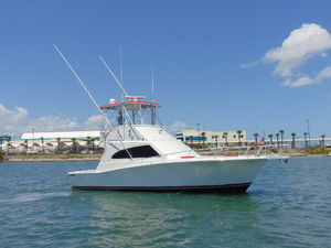Used Luhrs 380 Convertible Sports Fishing Boat For Sale