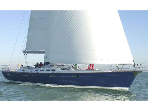 Used Beneteau 57 Cruiser Sailboat For Sale
