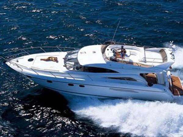 Used Viking Princess 58 Flybridge Motor Yacht For Sale