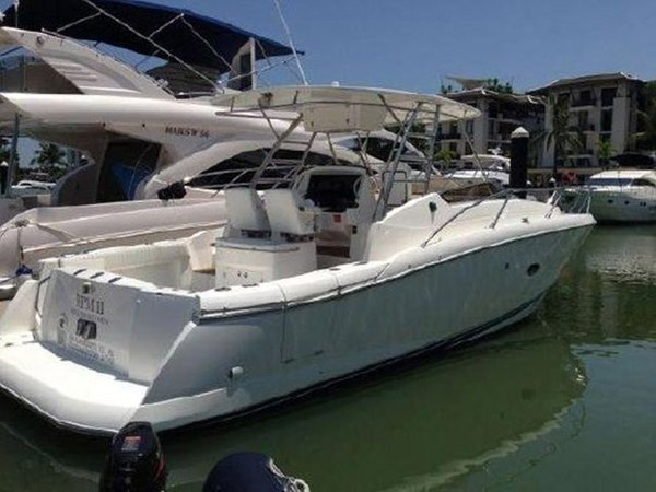 Used Sunseeker 37 Sportfisher Sports Fishing Boat For Sale