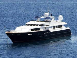 Used Broward 121 Motor Yacht For Sale