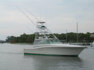 Used Cabo Express Fish Sports Fishing Boat For Sale