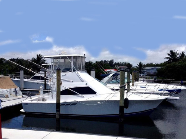 Used Luhrs 350 Convertible Sports Fishing Boat For Sale