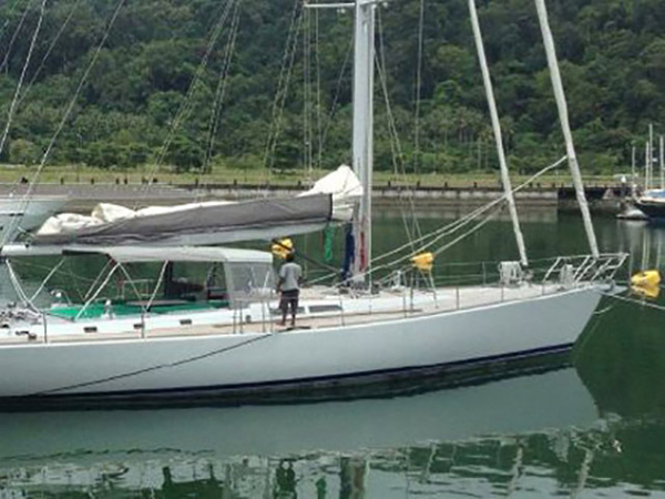 Used Casinelli Spa Custom 80 Cruiser Sailboat For Sale