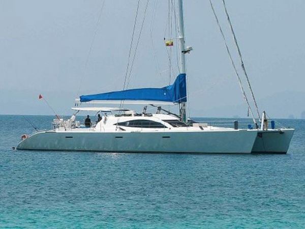 Used Concordia Catamaran Sailboat For Sale