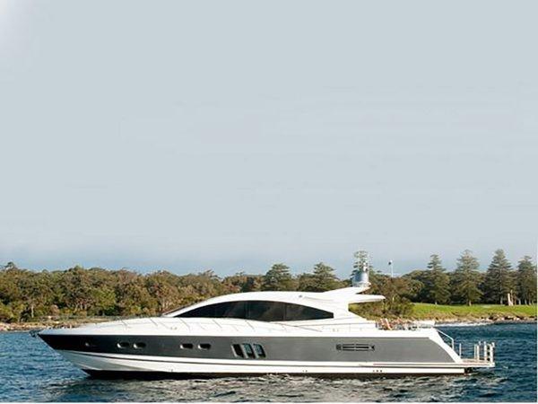 New Aquamarine 65 Targa Motor Yacht For Sale